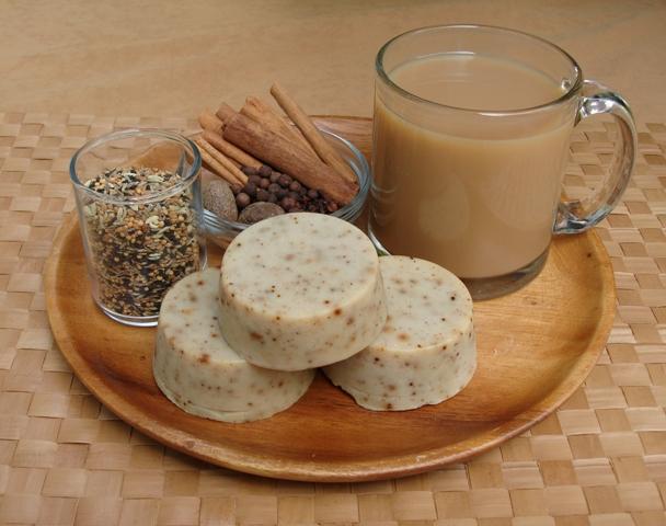 Chai Tea Spice Soap