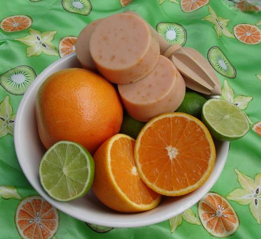 Citrus Splash Soap