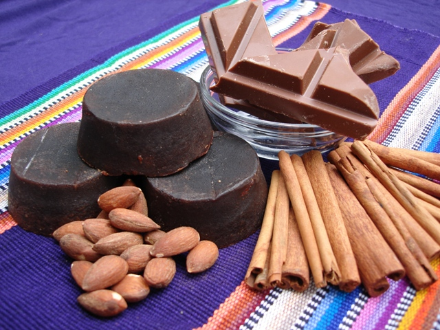 Mexican Hot Chocolate Soap