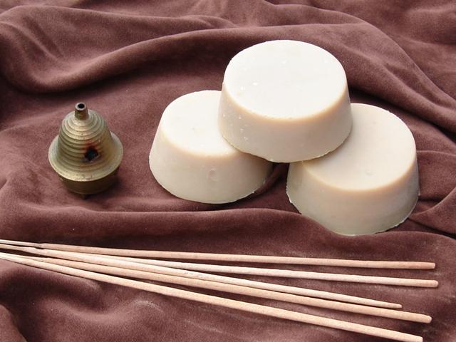 Nag Champa Incense Soap